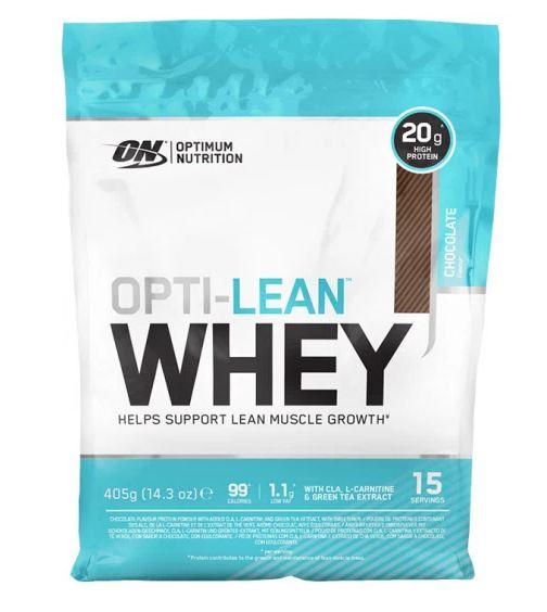 Optimum Nutrition Opti Lean Whey, 405g (Restposten Ware)