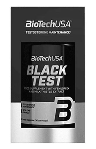 BioTech USA Black Test, 90 Caps.