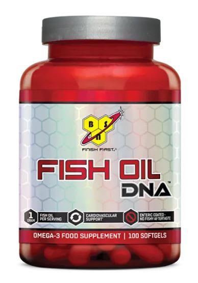 BSN Fish Oil, 100 Kaps. (Restposten Ware MHD: 11/20)