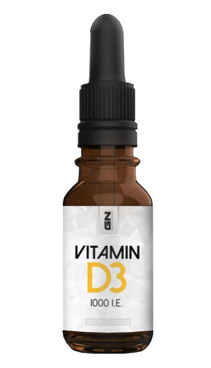 GN Laboratories Vitamin D3 Drops 1000 I.E., 50ml