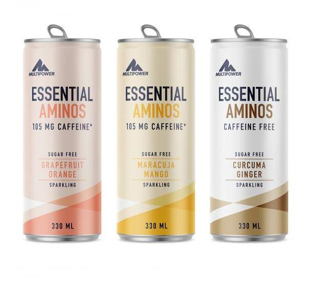 Multipower Essential Aminos, 330ml