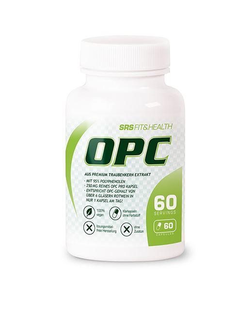 SRS Muscle OPC, 60 Kaps.