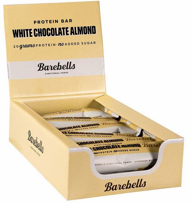 Barebells Protein Bar, 12x55g im Karton