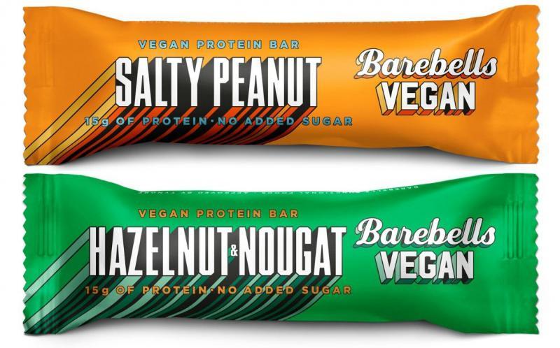 Barebells Vegan Protein Bar, 55g Salty-Peanut