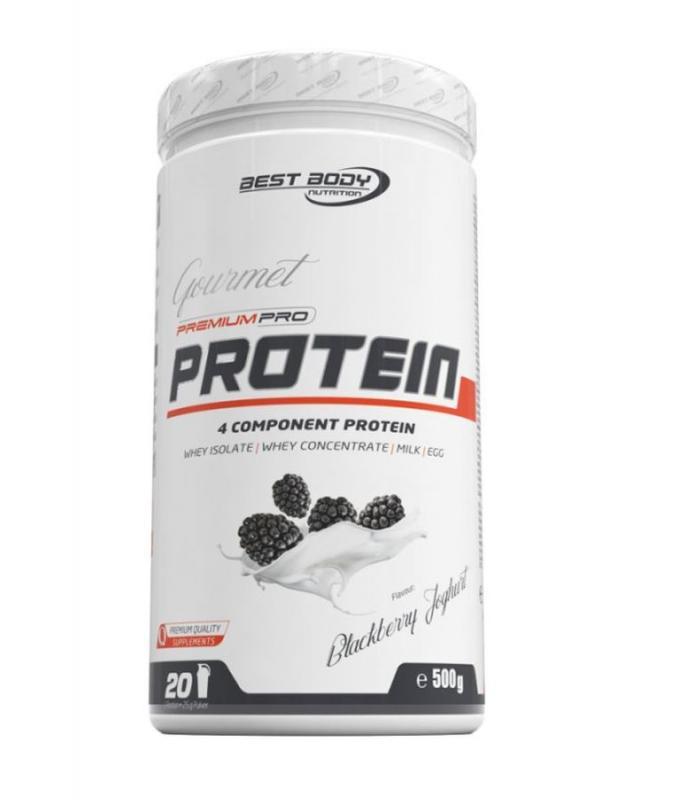 Best Body Nutrition Gourmet Premium Pro Protein, 500g