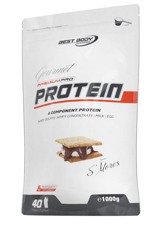 Best Body Gourmet Premium Pro Protein, 1000g