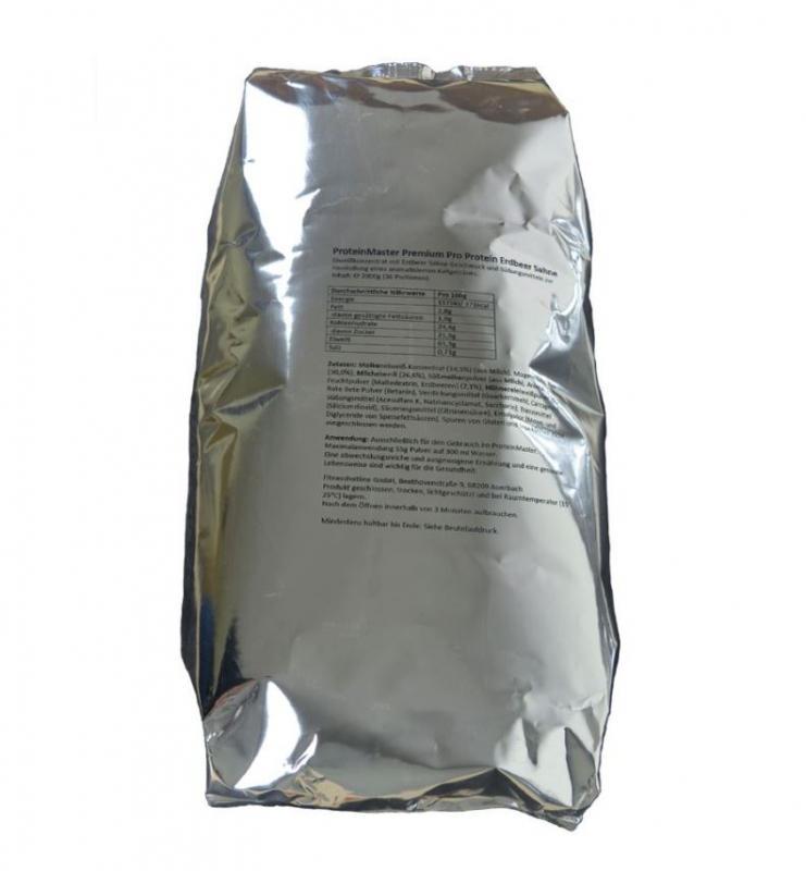 Best Body ProteinMaster Premium Pro Protein, 2000g (MHD Ware)
