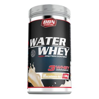 Best Body Nutrition Hardocre Water Whey Protein, 500g (MHD-Ware)