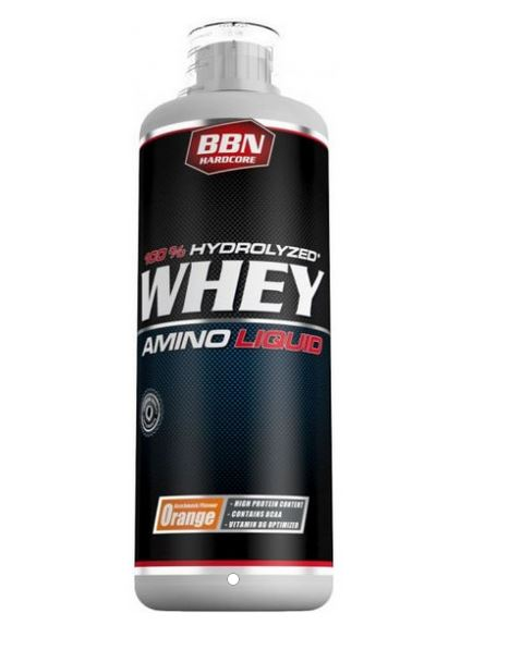 Best Body Nutrition Whey Amino Liquid, 1000ml