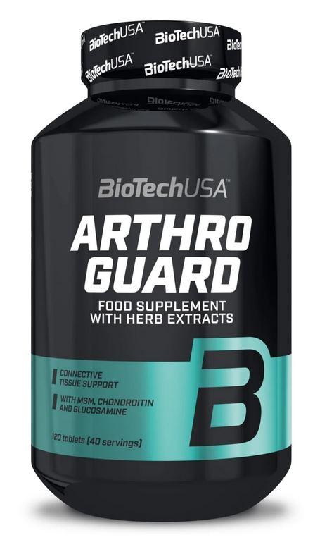 BioTech USA Arthro Guard, 120 Tabl.
