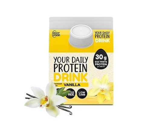 EggyFood Your Daily Protein Drink, 300ml