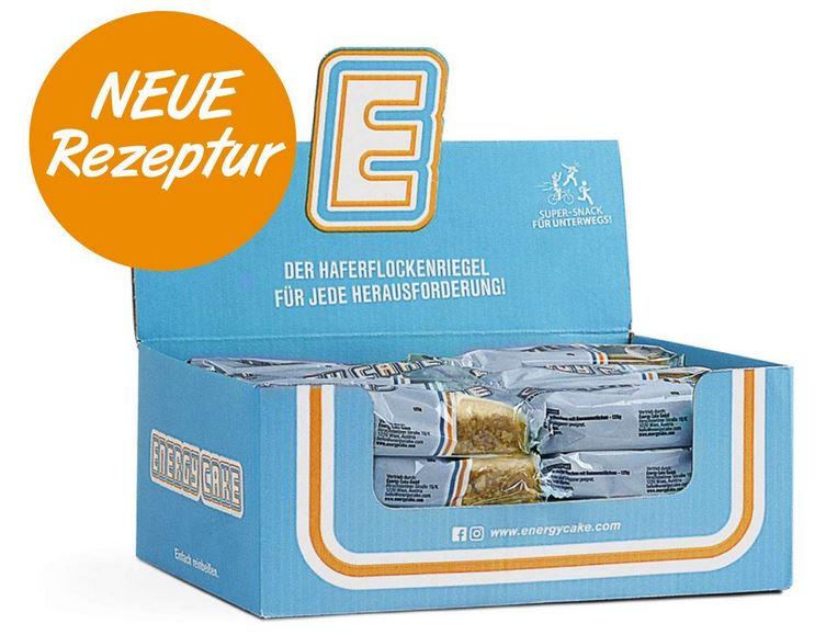 Energy Cake, 24x125g im Karton