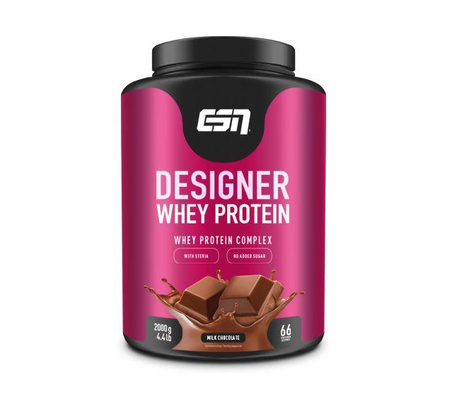 ESN Designer Whey, 2000g Dose