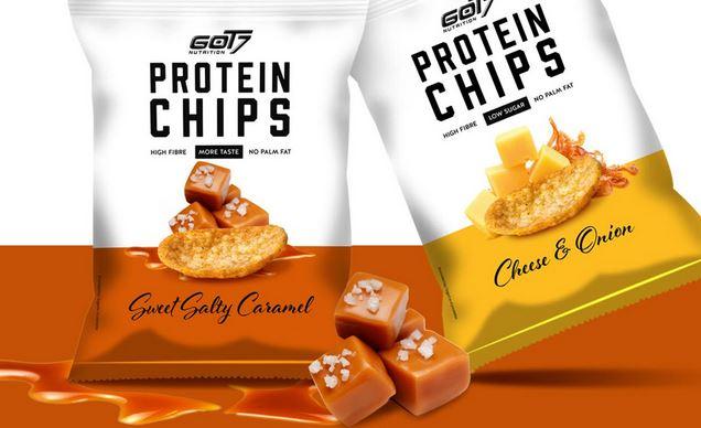 GOT7 Nutrition Protein Chips, 50g