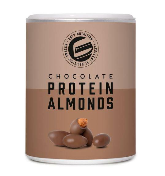 GOT7 Nutrition Chocolate Protein Almonds, 85g