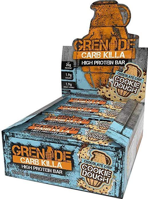Grenade Carb Killa, 12x60g im Karton