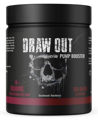 Gym Nutrition Draw Out, 330g