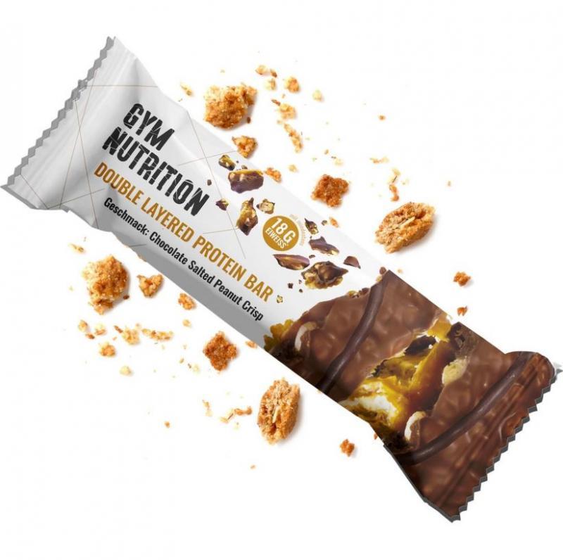 Gym Nutrition High Protein Riegel, 1 Riegel, 60g