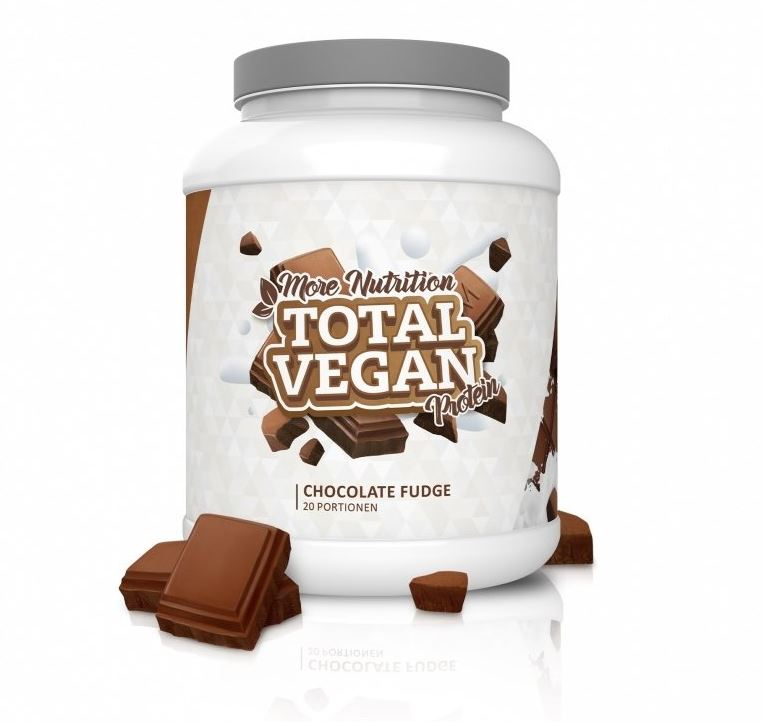 More Nutrition Total Vegan Protein, 1000g