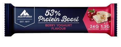 Multipower 53% Protein Boost, 20x45g im Karton