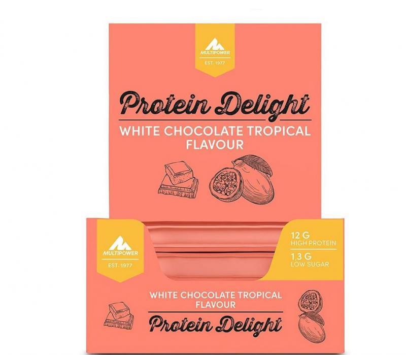 Multipower Protein Delight, 18x35g im Karton
