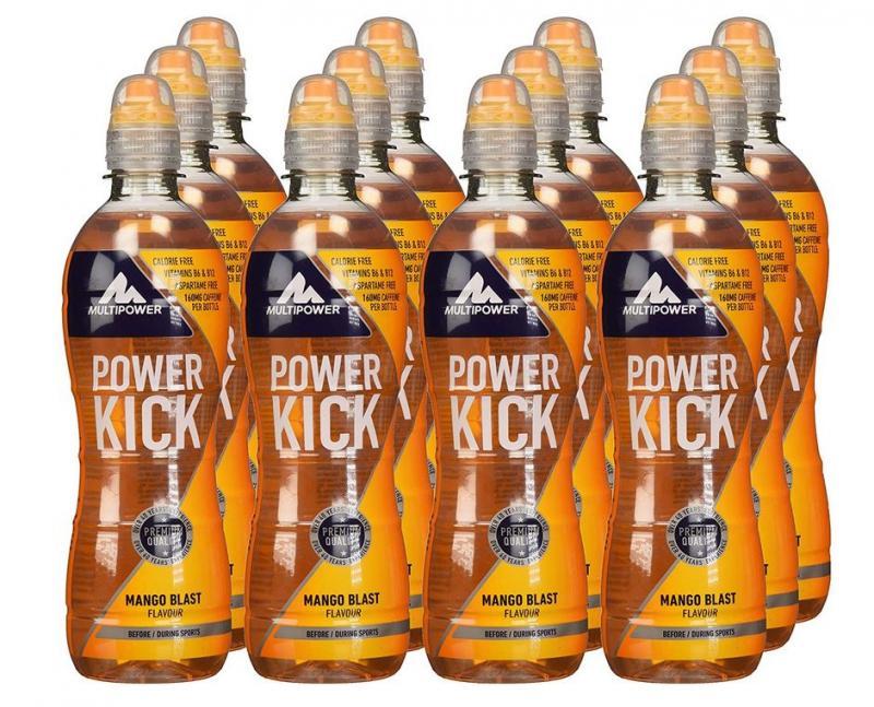 Multipower Power Kick, 12x500ml