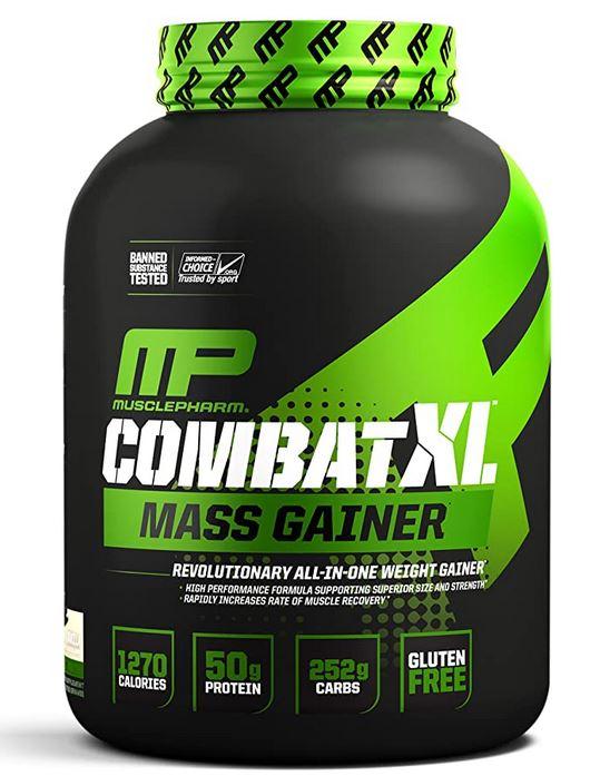 MusclePharm Combat XL Mass Gainer, 2722g