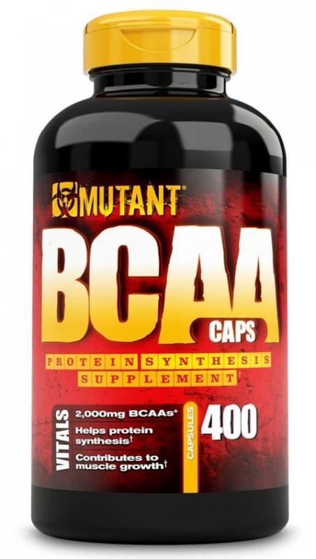 PVL Mutant BCAA Caps, 400 Kaps. (MHD: 06/20)