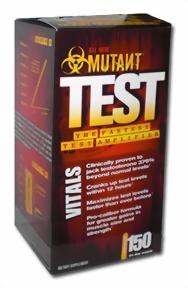 PVL Mutant Test, 180 Kaps.