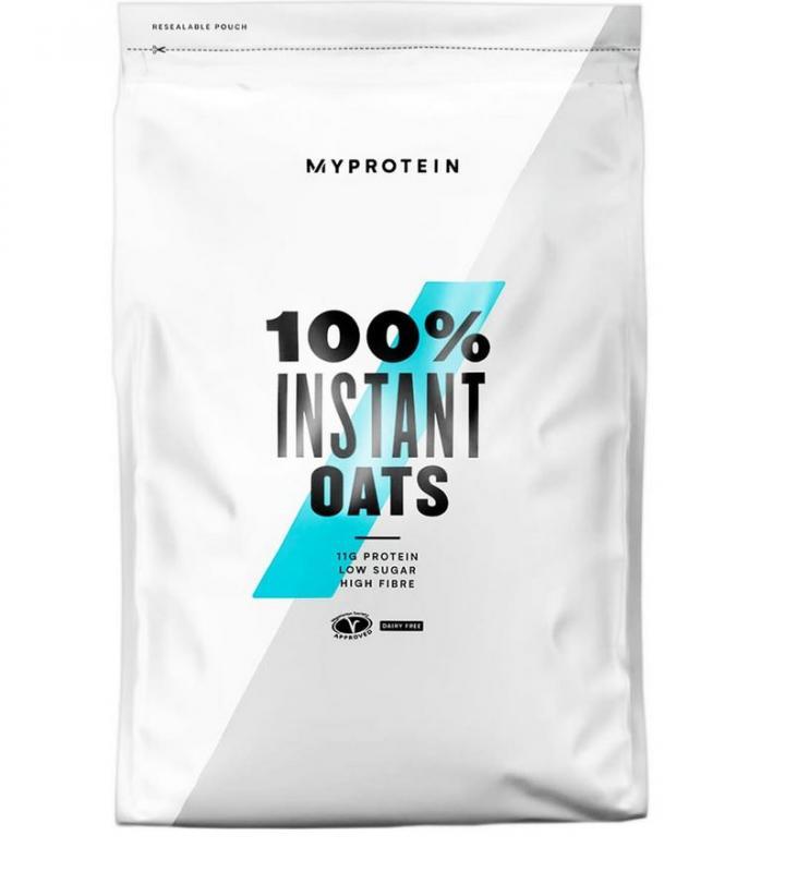 MyProtein 100% Instant Oats, 2500g