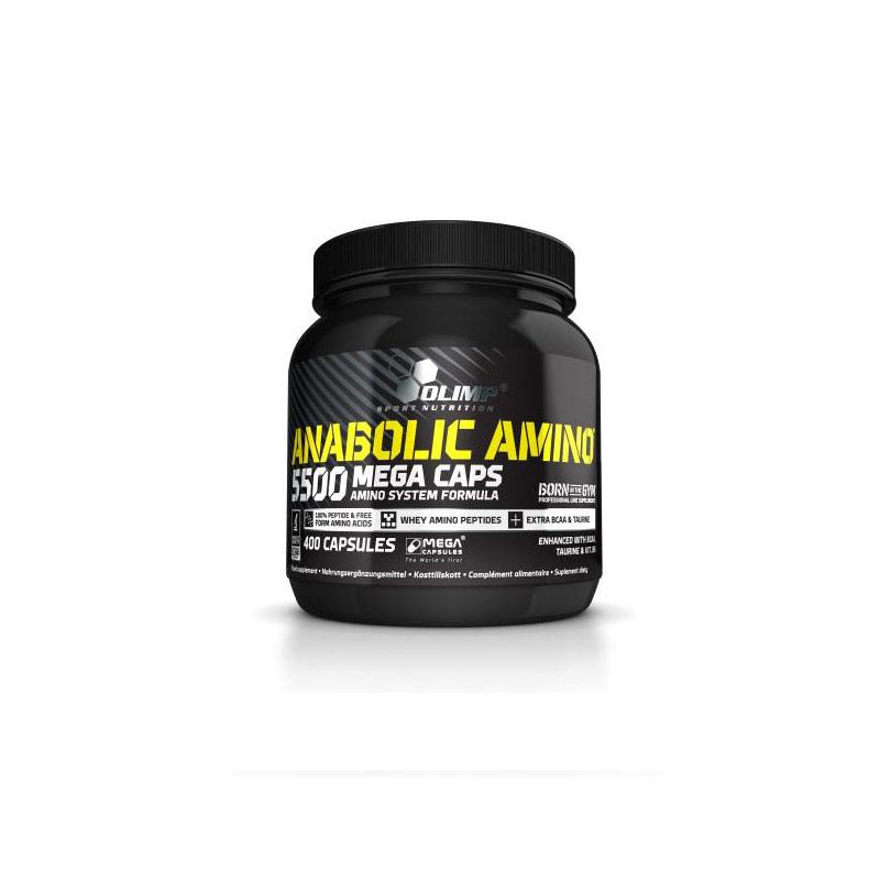 Olimp Anabolic Amino 5500, 400 Kaps.