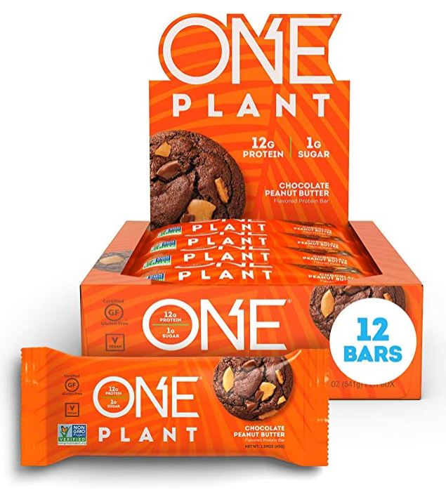 ISS Research Oh Yeah One Bar Plant, 12x45g im Karton