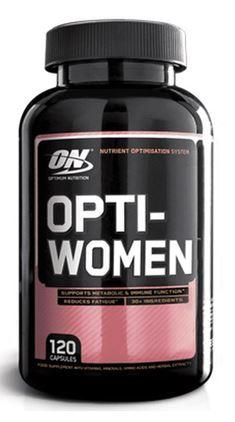 Optimum Nutrition Opti-Women, 120 Kaps. (Restposten-Ware MHD: 01/2021)