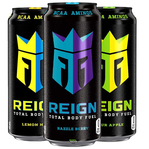 Reign Total Body Fuel, 500ml