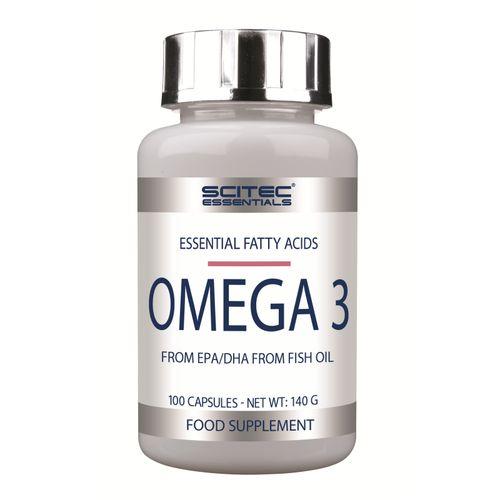 Scitec Nutrition Omega 3, 100 Kaps.