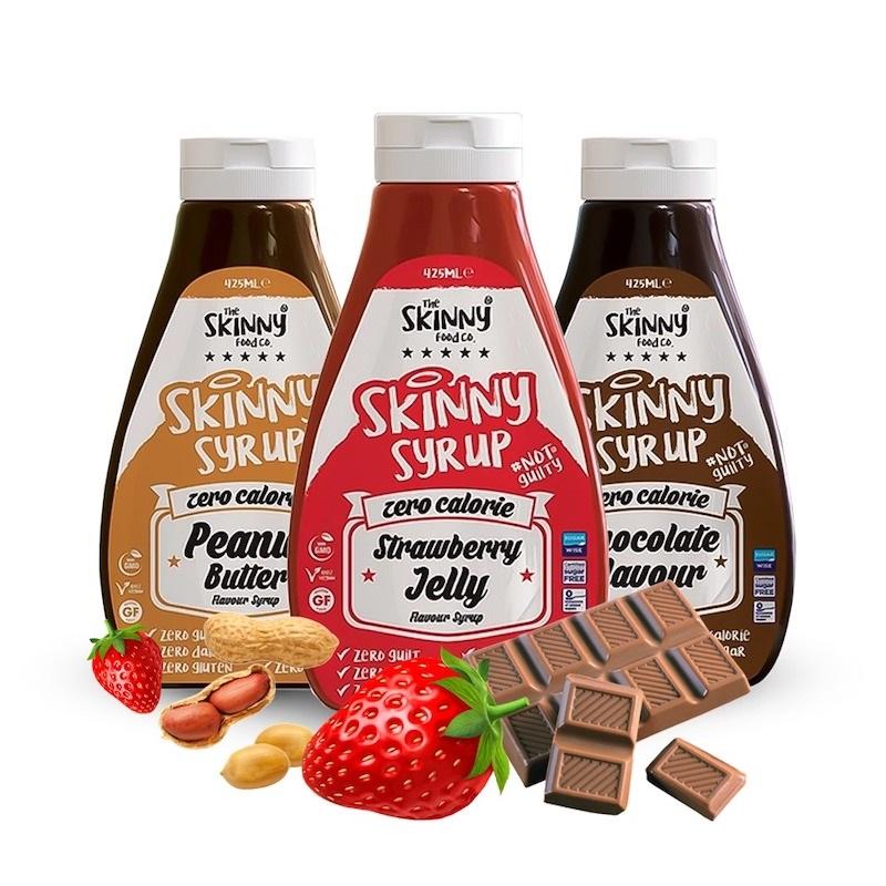 Skinny Food Syrup, 425ml