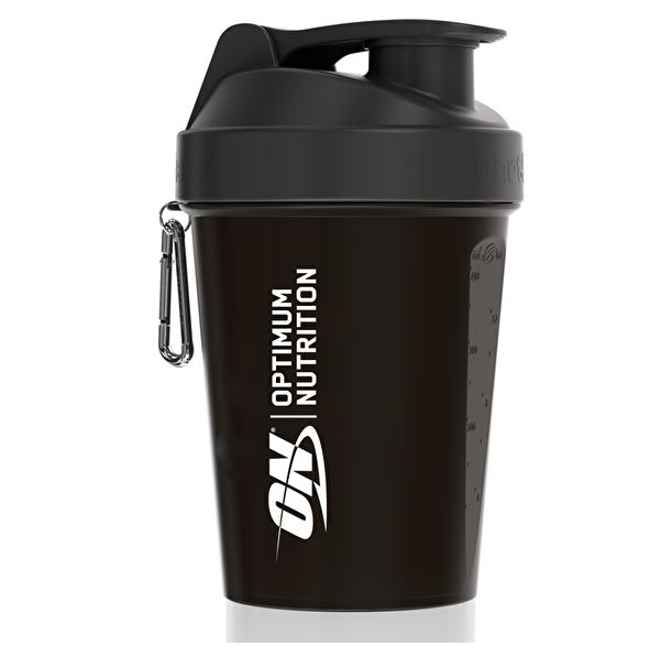 Optimum Nutrition Smart Mini Shaker 400ml, 1 Stück