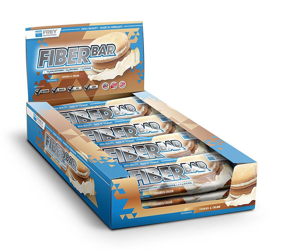 sportnahrung zur discounter preisen frey nutrition fiber bar 1 riegel 60g. Black Bedroom Furniture Sets. Home Design Ideas