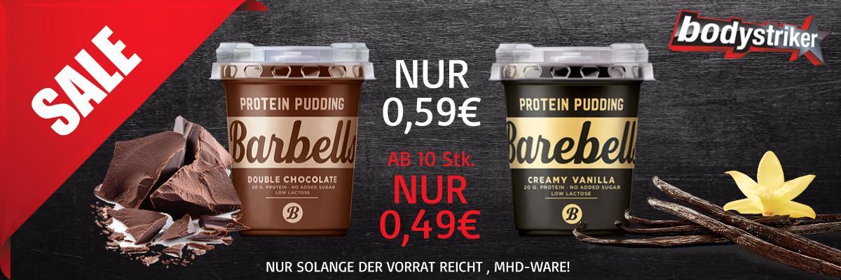 Pudding Sale