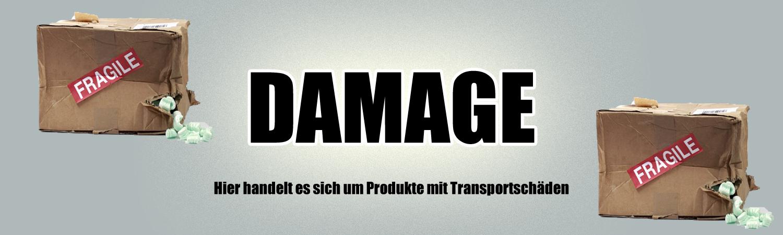 Damage Banner