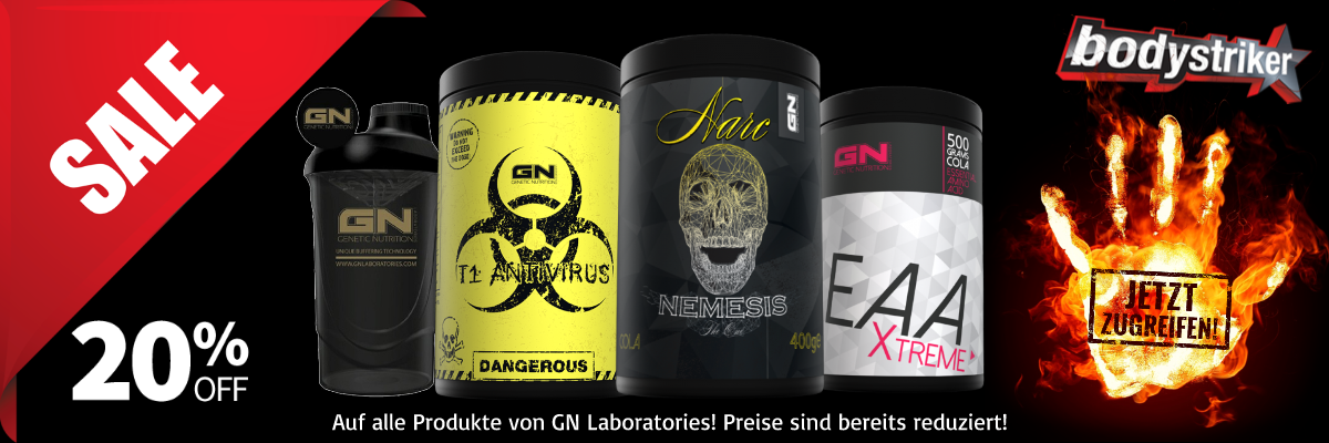 GN Laboratories 20 OFF