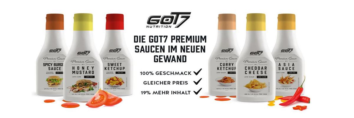 Neu Got Premium Sauce